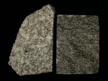 Flüssiger granit